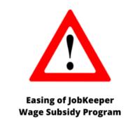 Changes to JobKeeper Payment & Coronavirus supplement for JobSeeker (1)