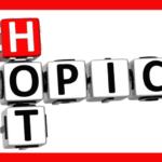 Hot topics (1)